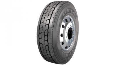 G572A LHD Fuel Max Tires